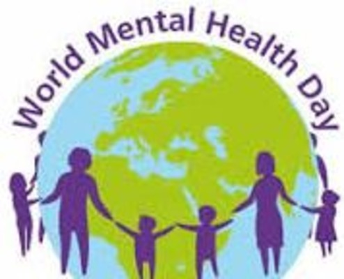On Saturday 10 October Together For You Will Be Celebrating World Mental Health Day With A FREE Event In Guildhall Square Londonderry Derry From 12noon